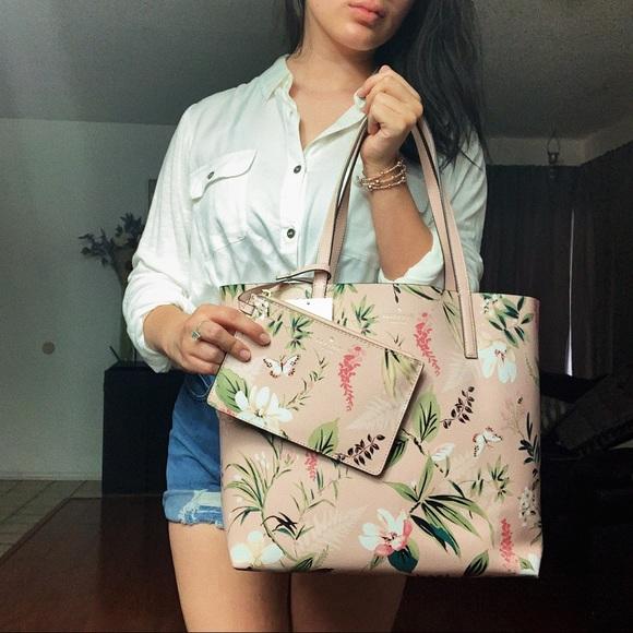 kate spade Handbags - NWT🌷Kate Spade Maya Botanical Reversible Tote
